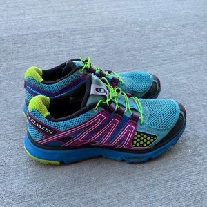 Salomon XR mission 1 trail running shoes size 6.5